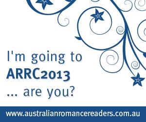Australian Romance Readers Convention 2012, Brisbane
